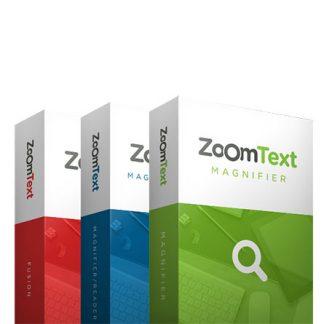 Image 3 boites ZoomText niveau 1 ZoomTetx niveau 2 Fusion