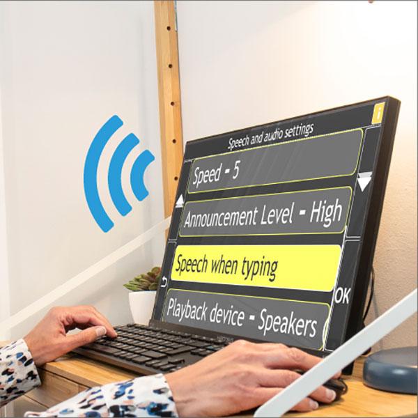 Assistant informatique parlant GuideConnect