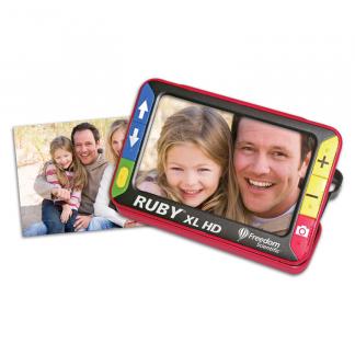 Loupe électronique Ruby XL HD pour malvoyant