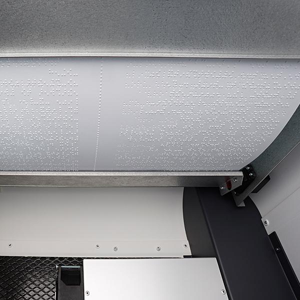 Imprimante braille BrailleBox V5