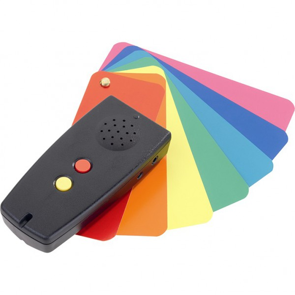 Détecteur de couleurs parlant Colorino