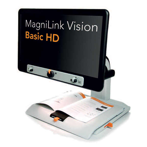 Vidéoagrandisseur MagniLink Vision Basic