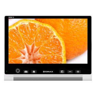 Loupe électronique parlante Snow 12 HD TTS avec support