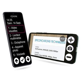 Le VoxiOne est un appareil multi-fonctions pour aveugle ou malvoyant