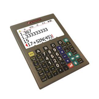 Calculatrice grands caractères pour malvoyants SciPlus 3200