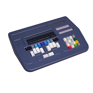 Plage braille CLIO eurobraille Pro Fixe – 1990