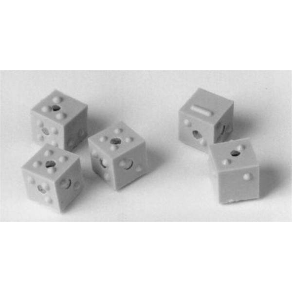 Cubes arithmétiques pour plateau cubarithme pour écriture aveugle braille