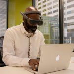 Lunettes à réalité augmentée améliorant la vision des malvoyants eSight4
