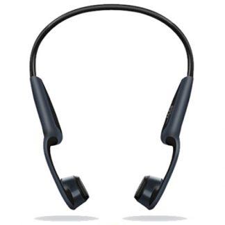 Micro-casque Bluetooth à conduction osseuse laisse les oreilles libres