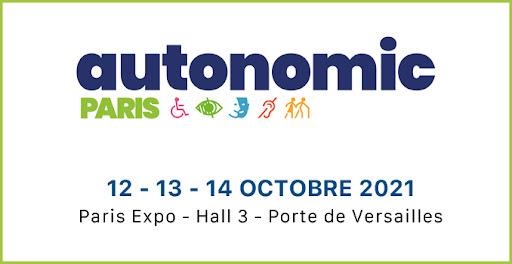 Salon Autonomic Paris 2021